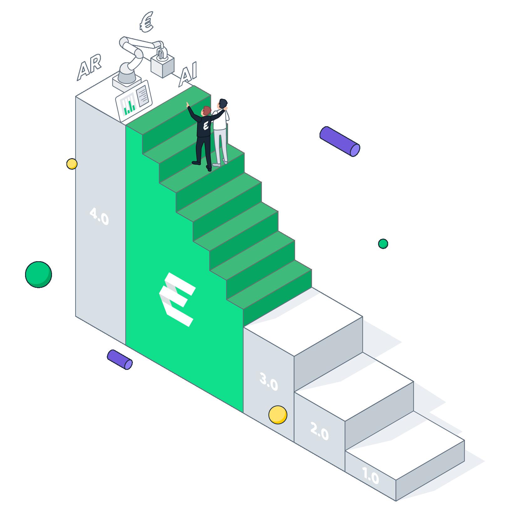 Ewattch as a gateway up to 4.0
