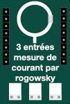 Tyness Ewattch - capteur de courant - mesure de courant - capteur de courant rogowski