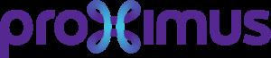 Logo proximus client Ewattch Belgique
