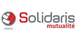 Logo solidaris mutualité client Ewattch Belgique