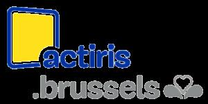 Logo actiris brussels client Ewattch Belgique