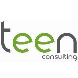 Logo teen consulting partenaire Ewattch Belgique