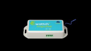 Capteur impulsionnel - Impulse Enocean - capteur enocean - compteur Enedis - compteur d'eau - compteur électricité - compteur thermique