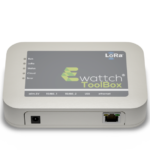 LoRa Gateway - LoRa Data Concentrator - Toolbox Ewattch - sensor data concentration