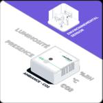 Capteur ambiance environnement luminosité- humidité - température- présence