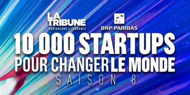 Season 8 of 10000 startups to change the world by La Tribune
